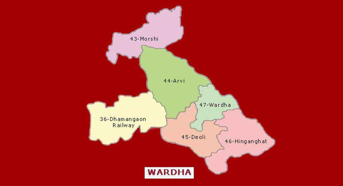 8 - Wardha Lok Sabha Constituency