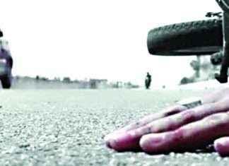 one dead in goregaon Accident