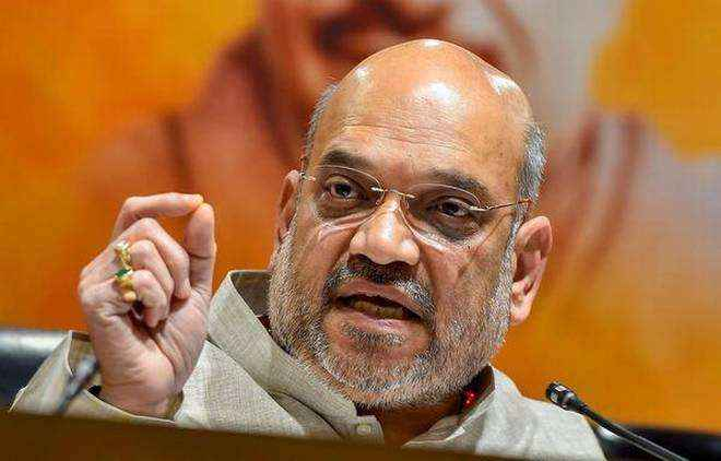 all political parties were agreed to release masood azhar - amit shah