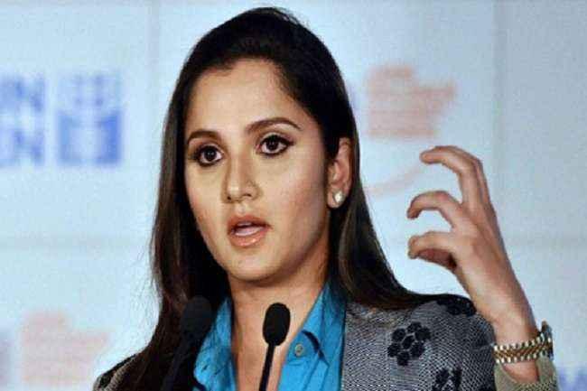 Bjp mla says, Sack 'Pakistani Bahu' Sania Mirza as Telangana brand ambassador