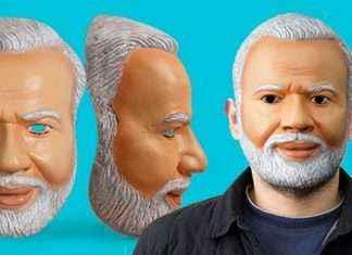 Buy modi mask and bring out the inner #PMNarendraModi fan in you
