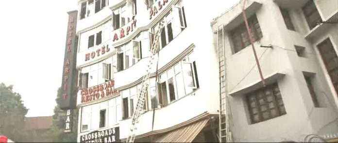 Major Fire Breaks Out At Delhi Hotel, 2 Dead