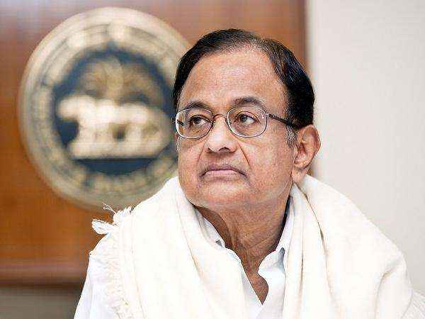 Economy collapses due to Modi government - Chidambaram