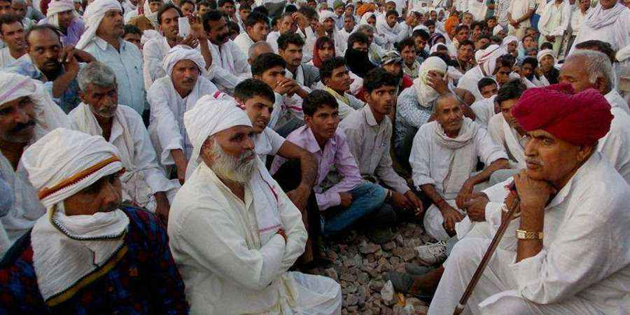 Gujjars Protest in Rajasthan