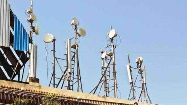 Thane municipal corporation do not have authentic numbers of mobile towers