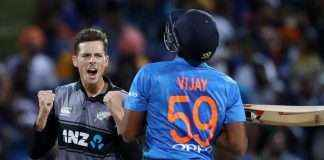 Ind vs New Zealand T-20 Match