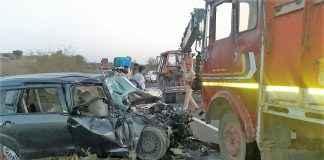 ManmadAccident