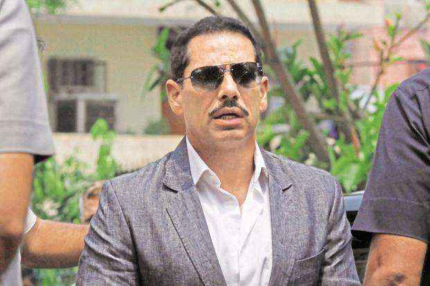 Robert vadra says tack care of priyanka to indians trough facebook post
