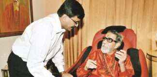 Sanjay Raut Close to Matoshree