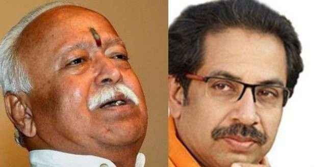Shivsena leader uddhav thackeray criticize PM modi and RSS leader mohan bhagwat on Ram mandir issue