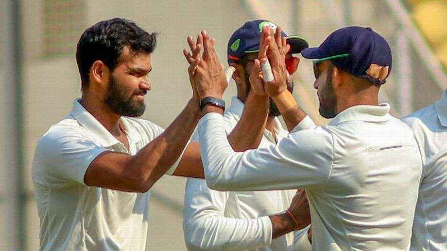 Team vidarbha wins ranji trophy for second time