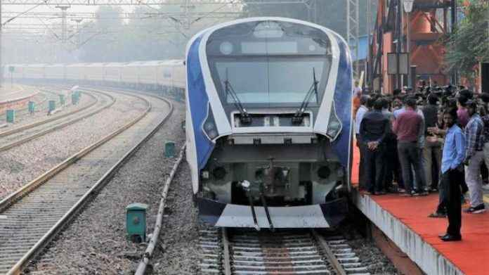 Ticket rates of India's Fastest Train 18
