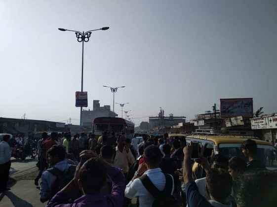 kalyan protest