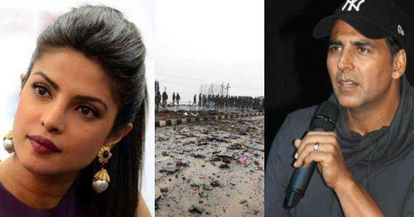 bollywood stars reactions on pulwama terror attack