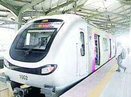 L&T to build Metro-3 rails