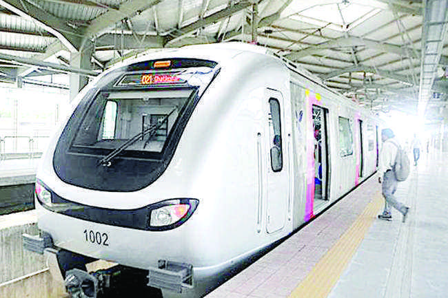 L&T to build Metro-3 rails