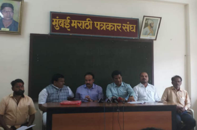 Maratha Kranti Morcha will contest lok sabha election 2019