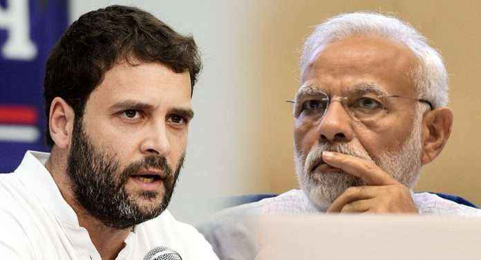 Modi should be in prison- rahul gandhi
