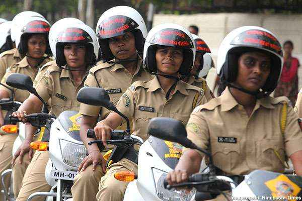 police also have helmet compulsion