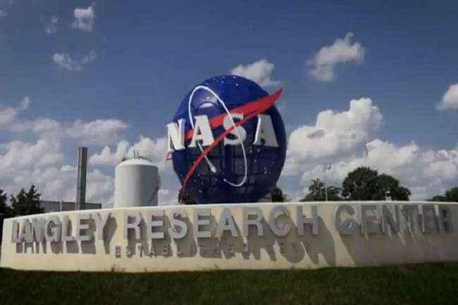 NASA research center