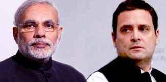 Video war on twitter between bjp and congress