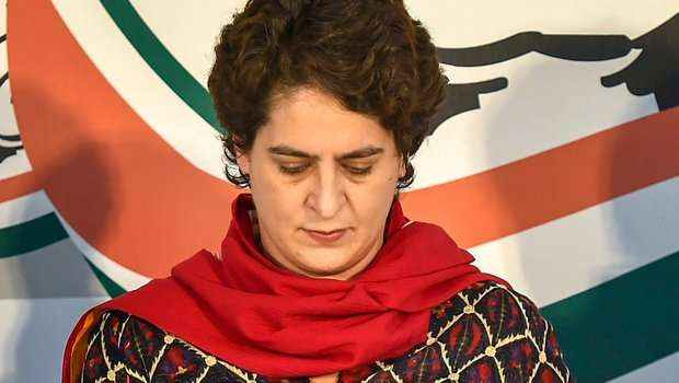 Priyanka Gandhi says do not expect any miracle from me