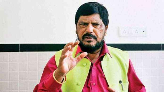 Ramdas Athawalesays give at least one seat to our party