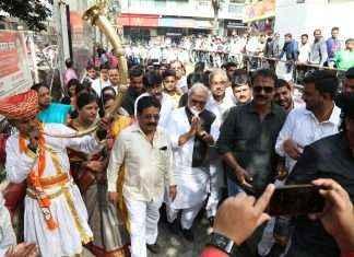 thakare movie show bhujabal