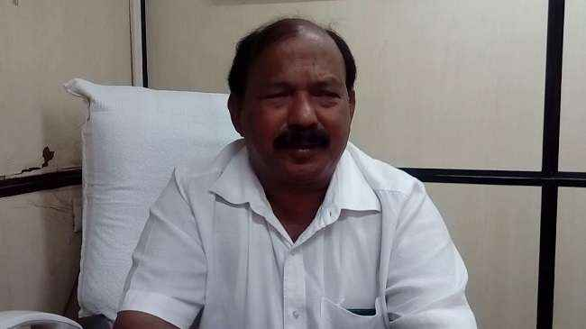 Congress mp kalidas Kolambkar