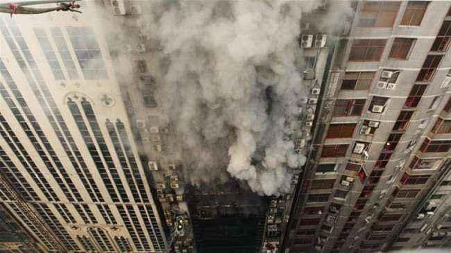 Bangladesh Building fire