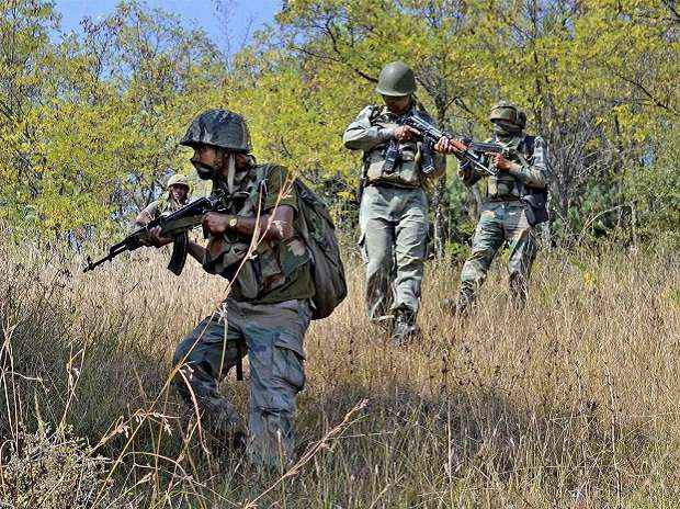 1 jawan killed and 3 injured as pakistan violated ceasefire in rajouri district