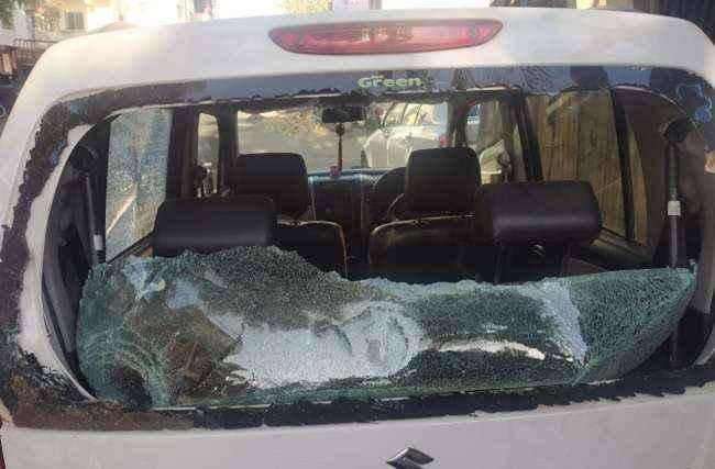 vehicle broken in pimpri chinchwad