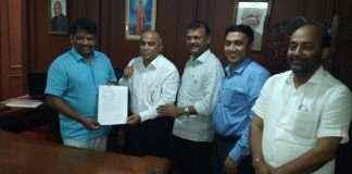Goa 2 mgp mlas split from party merge legislative wing with bjp
