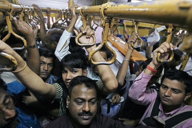 passengers have to face mental pressure due to railway travel