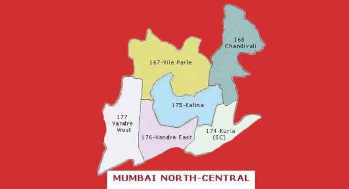 Mumbai North Central Loksabha Constituency