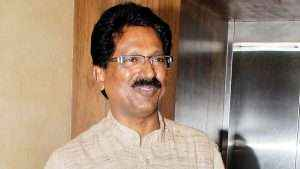 Shivsena MP Arvind Sawant