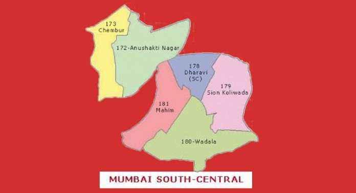 Mumbai South Central Loksabha Constituency