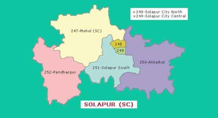 Solapur lok sabha constituency