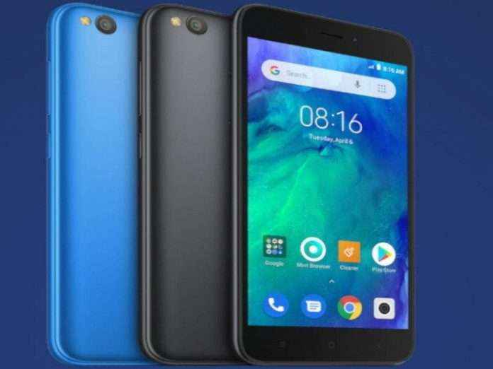 Xiaomi Redmi Go lonch 19 march