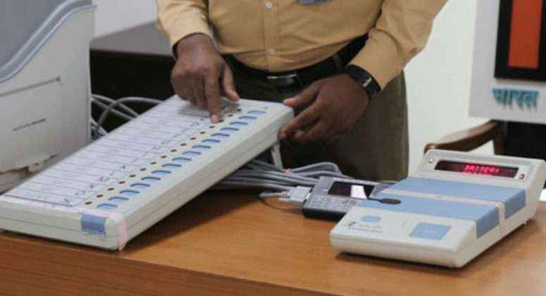 Electronic Voting Machines,