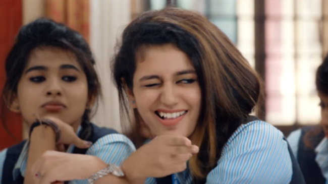 priya prakash varrier forcefully made the female lead in oru adaar love director makes revelations