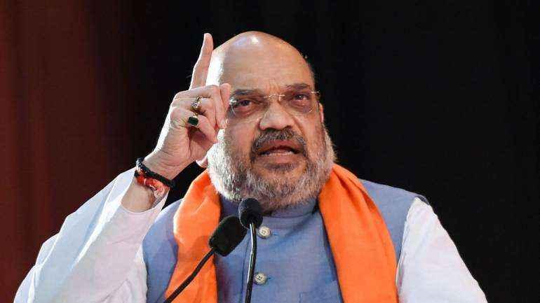 Amit shaha on congress