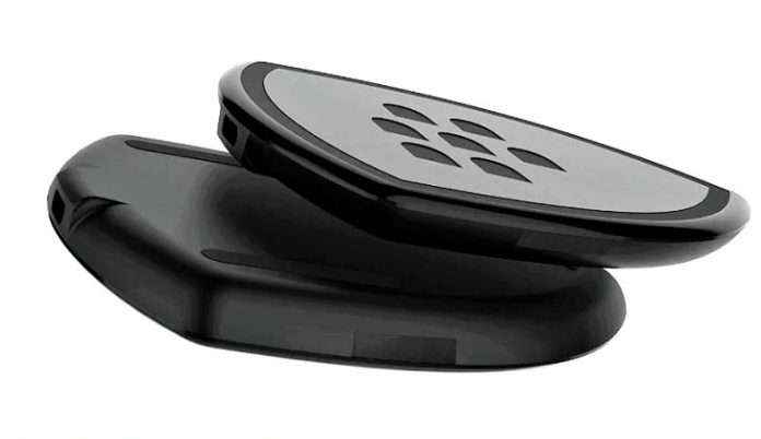BlackBerry wireless charging pad launched in India