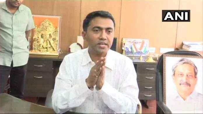 Goa Chief Minister Pramod Sawant: