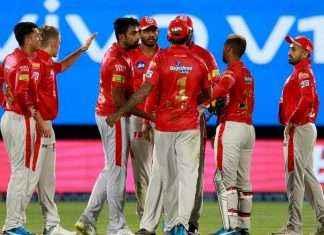 ipl 12 panjab beat rajastan by 14 runs