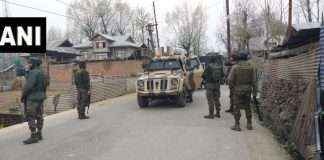 encounter in Budgam