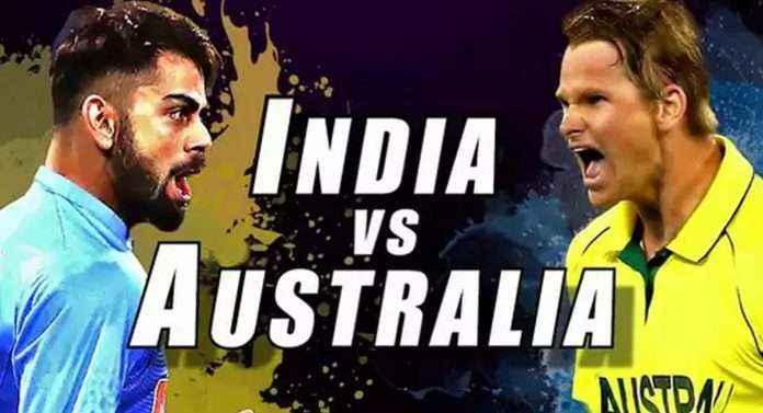 IND vs AUS 2nd ODI LIVE cricket score