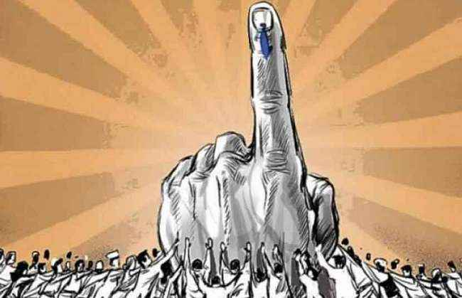 Nomination of four candidates for Lok Sabha elections