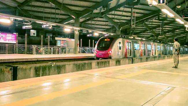Thane internal metro approved in state cabinet