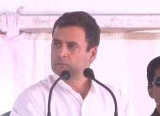 rahul gandhi speech